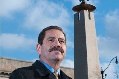 "Cook County Commissioner Jesus ""Chuy"" Garcia is running for mayor, and won the backing of Chicago Teachers Union President Karen Lewis."