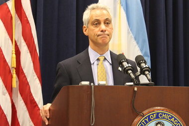 "Mayor Rahm Emanuel acknowledged that ""changes and adaptations"" would be required to keep the Great Chicago Fire Festival going in the years to come."