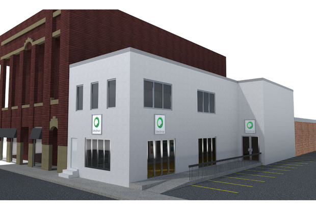 Chicago-based MedMar Inc. hopes to build a dispensary at 2843 N. Halsted St.