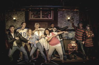 Freddy krueger meet the backstreet boys lakeview chicago dnainfo the public house theatre is hosting a nightmare on backstreet a boy band musical m4hsunfo