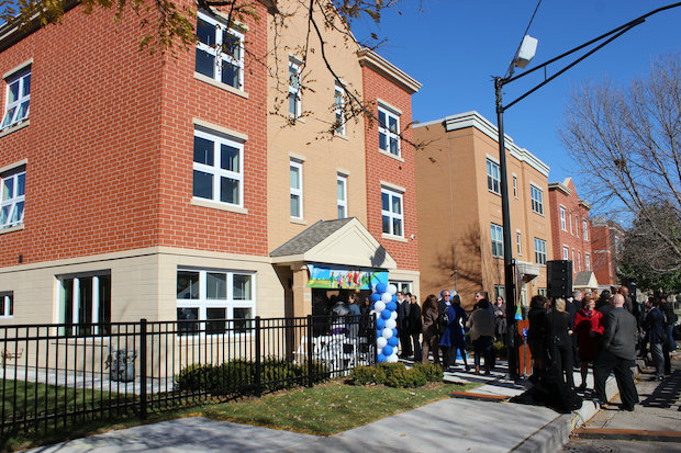 Roosevelt square foster care homes open university for Model agency apartments