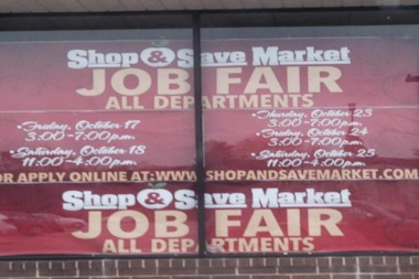 Shop & Save Market, which will take over the shuttered Dominick's at Devon and Nagel avenues, is accepting applications for positions in all departments.