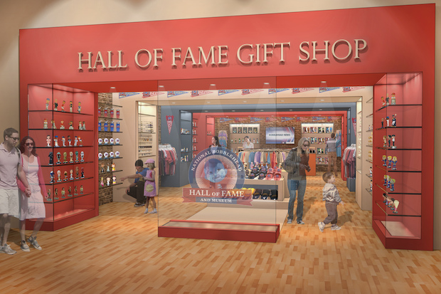 "The National Bobblehead Hall of Fame and Museum ""will be a high-quality museum with the world's largest collection of bobbleheads and will feature dozens of exhibits related to the history of bobbleheads, making of bobbleheads and much more,"" according to its website."
