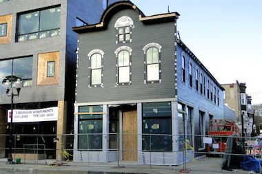 Future home of Bom Bolla at 1501 N. Milwaukee Ave. in Wicker Park.