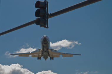 The O'Hare Airport's runway rotation program aims to spread the burden of jet noise around different areas. The program ends Sunday, after a six-month test period.