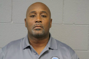 Dennis Anderson, 50, was driving a red Pontiac G5 southbound in the express lanes of the Dan Ryan Expy. near 71st Street on July 20 when prosecutors said he illegally swerved west across multiple lanes in an attempt to make the 71st Street exit in the local lanes.