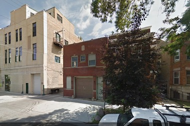 Flats Chicago Plans to Redevelop Vacant Firehouse