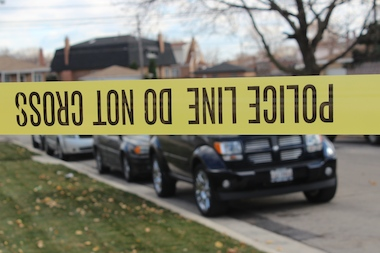 Shootings occurred Monday night in both Lakeview and East Garfield Park, police said.