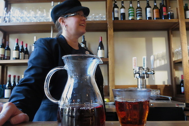 Vera sommelier Liz Mendez said tea, so often dismissed in coffee shops, has more in common with wine than people might think.