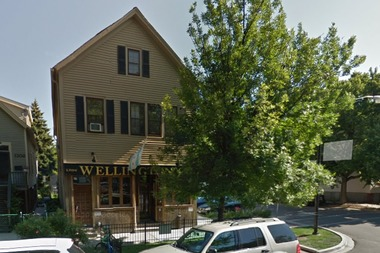 A Wrigleyville man wants to convert Wellington's Tavern to a restaurant by spring.