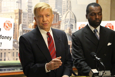 "Ald. Bob Fioretti, who had previously called for five debates, responded, ""We finally agree on something."""