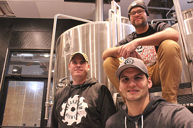 "The Irving Park brewpub is ""trying to open as fast as we can,"" the general manager said."