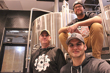 The long-awaited Breakroom Brewery has announced a soft opening for Tuesday.