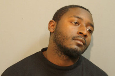 Eric Smith, 23, was charged with felony theft after he drove his car off a police impound lot — without paying any fees.