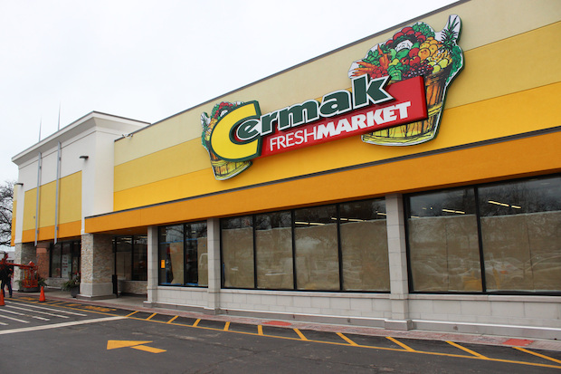 The grocer bought the former Dominick's on Ridge Avenue earlier this year.