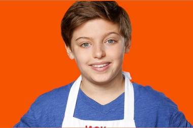 "Twelve-year-old Jack Lembeck is a contestent on Fox's ""MasterChef Junior,"" which premiers Tuesday."