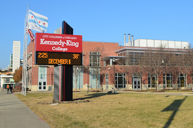 Image result for Kennedy-King College