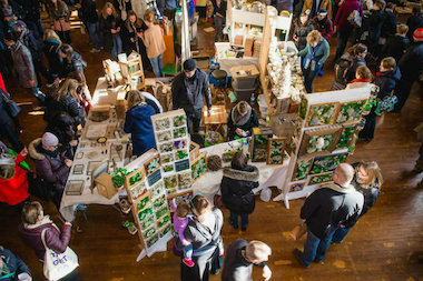 Renegade Craft Fair Moves To New Bridgeport Digs For Weekend Sale