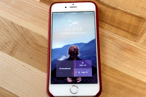 Scissr Lesbian Dating App Like Grindr But Classier Chicago Creator Says West Loop Chicago Dnainfo