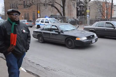"Video shot during a ""Black Lives Matter"" protest in Garfield Park Saturday appears to show a Chicago Police Department squad car loudly playing ""Sweet Home Alabama,"" a move some interpreted as innocent sports fandom on the day of the SEC Championship and others viewed as racist."