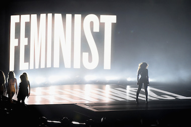 Beyonce performs at the 2014 MTV Video Music Awards in August.