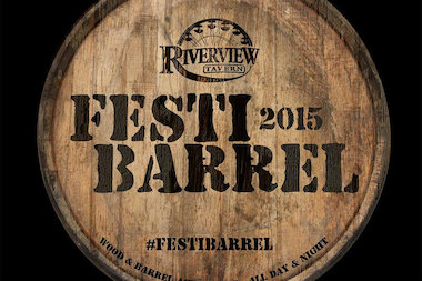 Early-bird tickets to Riverview Tavern's celebration of barrel-aged beers go on sale Saturday at noon.