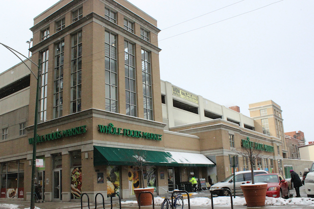 New Whole Foods Ashland Chicago