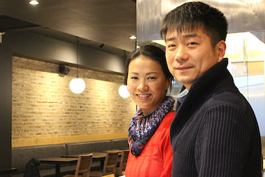 Former Tank employees Sara Katekaew and Stanley Liem are behind the new Miku Sushi, which replaces Laughing Bird.