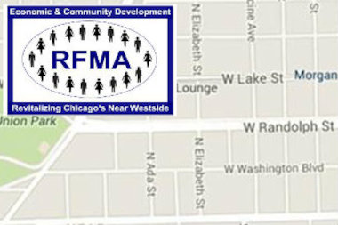 The Randolph Fulton Market Association will host a meeting Thursday night to address neighborhood concerns about crime on Randolph Street.