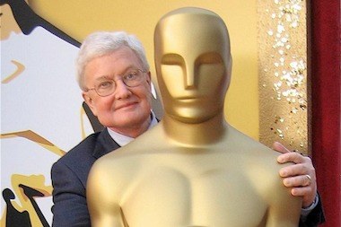 Roger Ebert was snubbed in the Oscar nominations this year, some fans say.