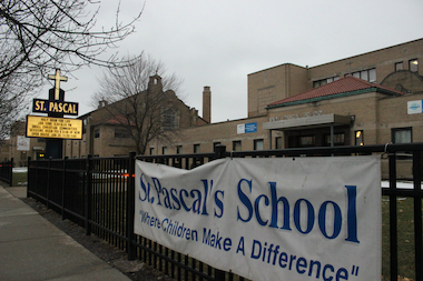 Parents are upset over the lack of communication leading up to the Archdiocese's announcement to merge six Catholic schools on the Northwest Side.