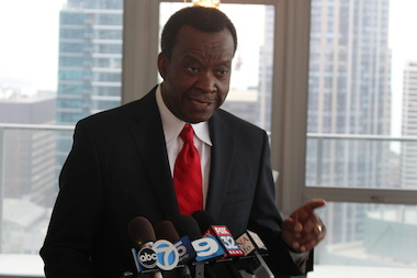 Willie Wilson is waffling on a commitment to support whoever emerged to challenge Mayor Rahm Emanuel in a runoff.