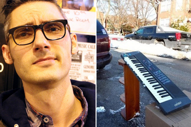 Andrew Francis' dibs-inspired song aims to ease your winter parking anxieties.