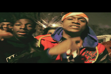 Rapper Bang Da Hitta (l.) and Young Pappy, given names Keith Hayer and Shaquon Thomas respectively, have collaborated in a new music video.