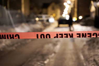 A 24-year-old was seriously wounded after being shot in West Town early Sunday, police said.