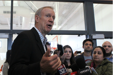 Gov. Bruce Rauner has proposed using tax increment financing money to solve the Chicago Public Schools budget crisis.