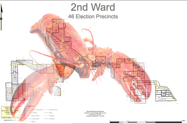 2nd Ward Maps