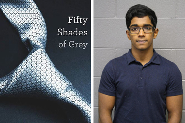 "Mohammad Hossain, 19, raped a classmate this weekend while acting out scenes from the movie ""50 Shades of Grey,"" prosecutors said Monday."