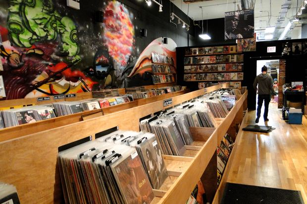 Image result for record stores wicker park