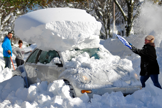 Chicago Blizzard Etiquette What Not To Do When Snow