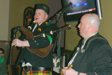 It's 17 Days of St. Patrick at Mrs. Murphy & Sons Irish Bistro, kicking off Sunday.