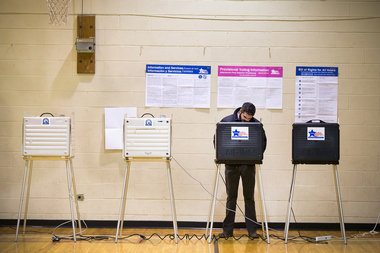 Regardless of whether you voted in Tuesday's election, you can vote in the runoff April 7 for mayor, and if your ward has a runoff, for your alderman as well.