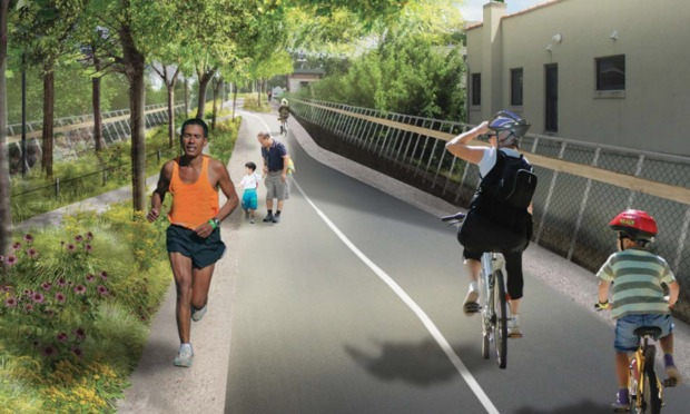 The 606 elevated bike trail will kick off with a weekend of events starting June 6.