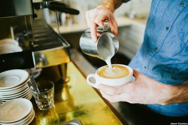 Coffee shops across the country are donating a percent of sales this weekend to the ACLU.