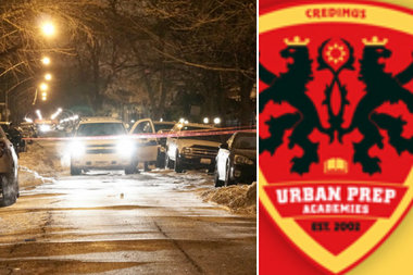 A 17-year-old killed in South Deering Monday night was a college-bound athlete for Urban Prep Englewood campus who became the first student from the school killed by gun violence, school officials said.