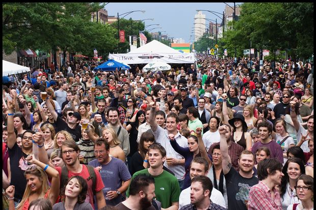 Chicago 2015 Summer Festivals Guide Downtown Chicago