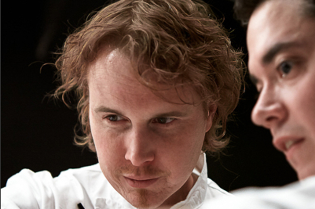 Grant Achatz, head chef at Alinea.