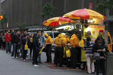 The first Halal Guys location is set for the Gold Coast in June.