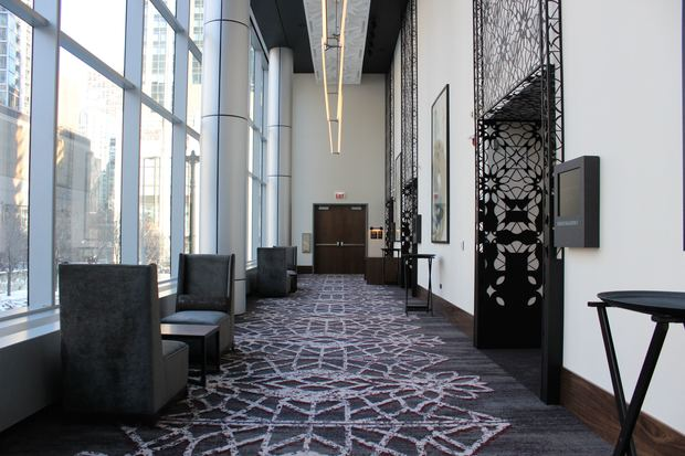 New Loews Hotel Says It Has City S Largest Rooftop Terrace
