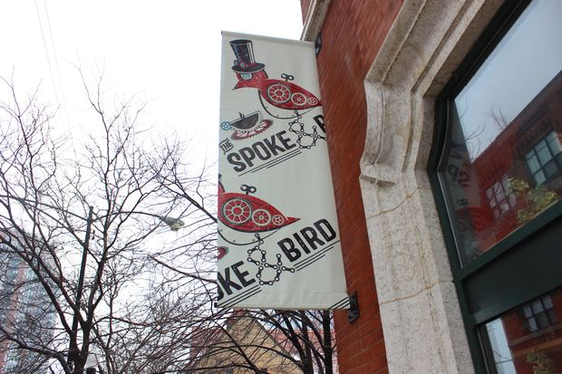 A sneak peek at the South Loop's newest brunch spot: Spoke & Bird.